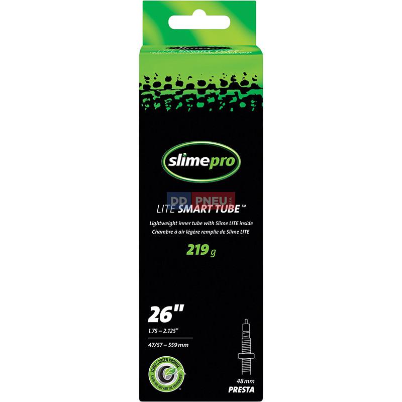 Odlehčená duše Slime LITE – 26 x 1,75-2,125, galuskový ventil
