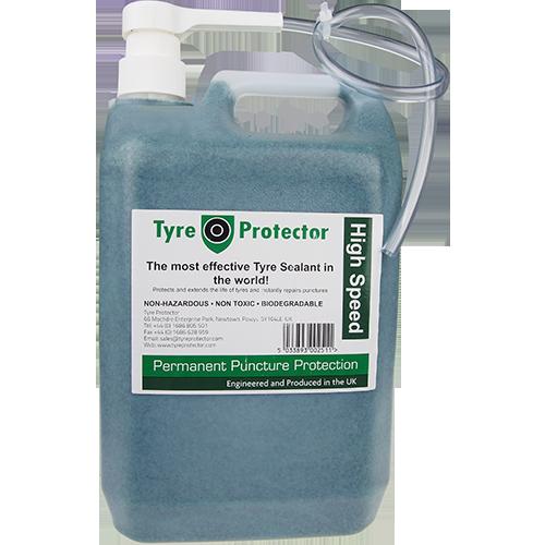 NOVINKA – prevence průpichu Tyre Protector!